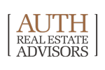 Auth Real Estate  Sticky Logo